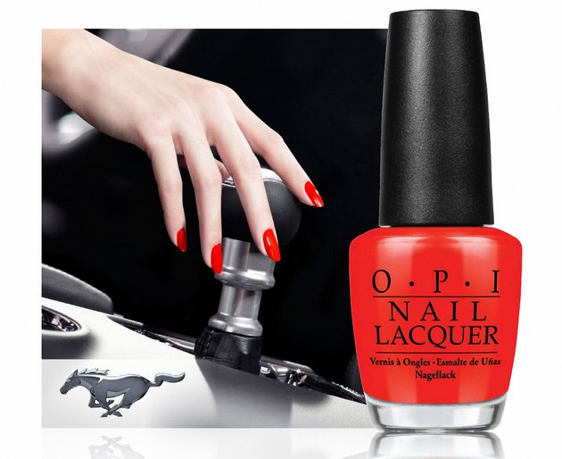 OPI Ford Mustang
