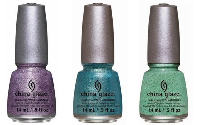 China Glaze: Коллекция лаков весна 2014