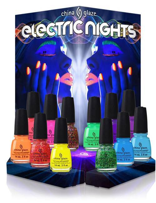 China Glaze Electric Nights 2015