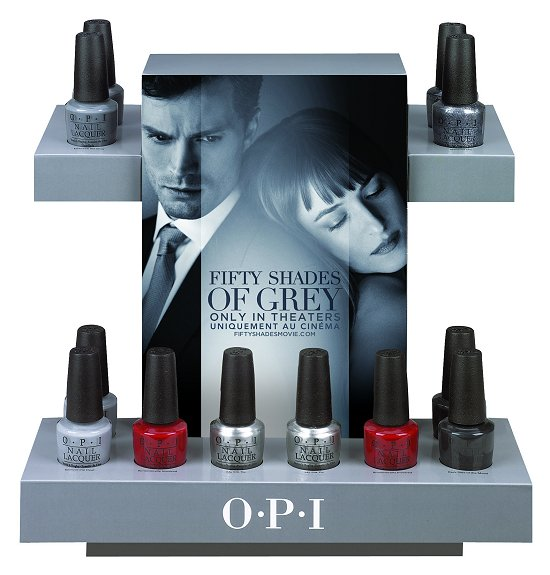 OPI Fifty Shades of Grey
