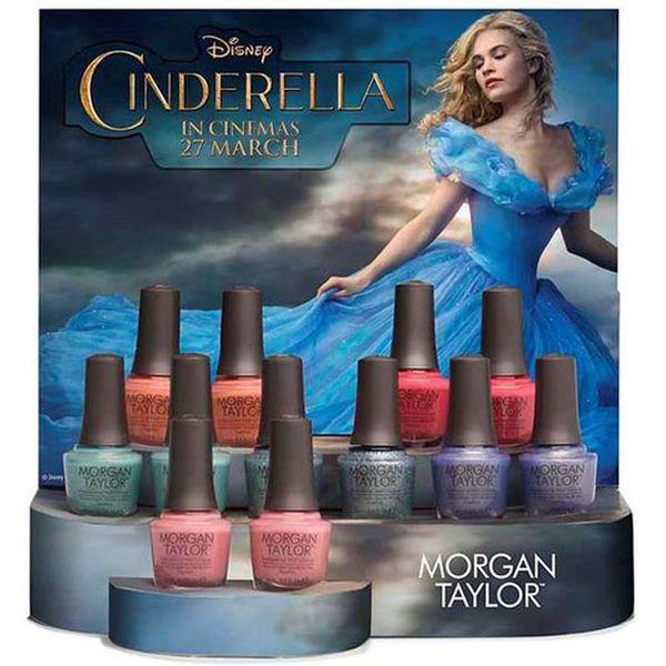 Morgan Taylor Cinderella: весна 2015