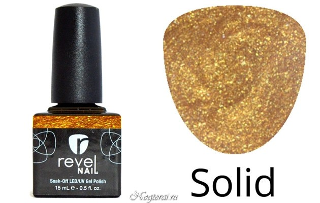 Гелевый лак Revel Nail