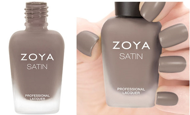 Zoya Naturel Satins 2015