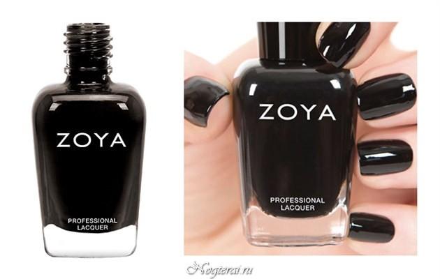 Zoya Wishes коллекция лаков зима 2014