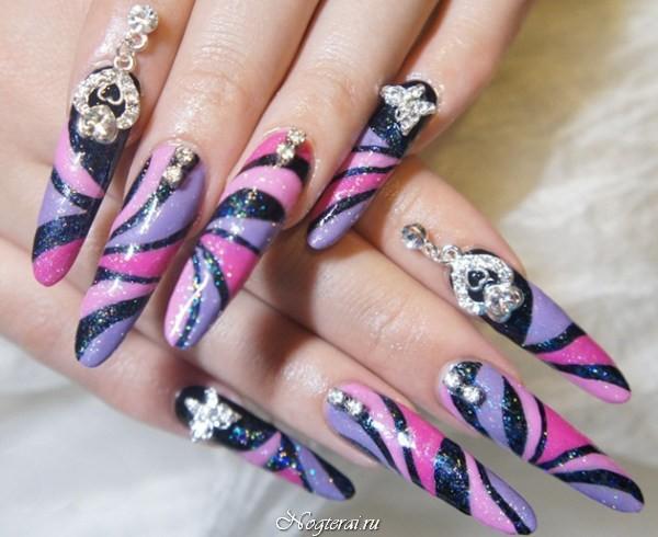 Ногти стилеты